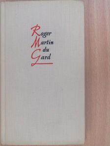 Roger Martin du Gard - Önéletrajzi és irodalmi emlékek [antikvár]