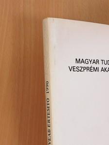 Győrffy Béla - A Magyar Tudományos Akadémia Veszprémi Területi Bizottságának értesítője 1990. [antikvár]