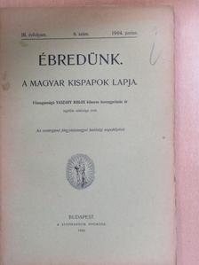 Harsányi Lajos - Ébredünk 1904. június [antikvár]