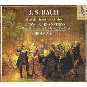 Bach - MUSIKALISCHES OPFER CD