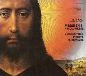 Bach - MASS IN B MINOR 2CD HERREWEGHE, SCHOLL, GENS