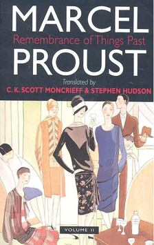 Marcel Proust - Remembrance of Things Past - vol 2 [antikvár]