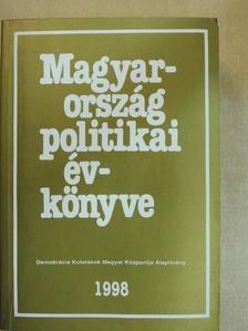 Ágh Attila - Magyarország politikai évkönyve 1998 [antikvár]