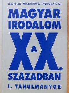 Ady Endre - Magyar irodalom a XX. században I. [antikvár]