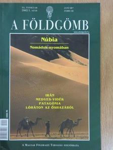 Bugya Éva - A Földgömb 2002. január-február [antikvár]