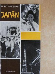 Dr. Biró Klára - Japán [antikvár]