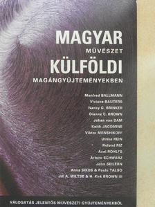 Gál-Szende Gabriella - Magyar művészet külföldi magángyűjteményekben [antikvár]