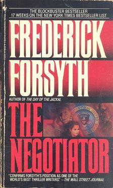 Frederick Forsyth - The Negotiator [antikvár]
