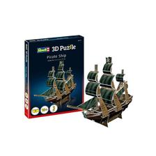 00115 - REVELL KALÓZ HAJÓR MINI 3D PUZZLE (00115)