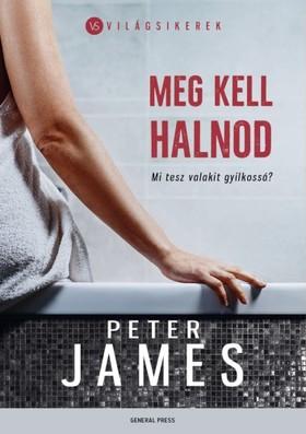 Peter James - Meg kell halnod [eKönyv: epub, mobi]