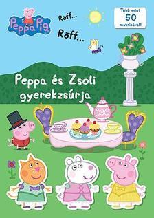 Peppa malac - Peppa és Zsoli gyerekzsúrja