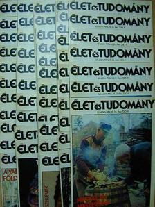 Bizám György - Élet és Tudomány 1986. (nem teljes évfolyam) [antikvár]