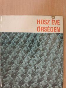 Baranyi Ferenc - Húsz éve őrségen [antikvár]