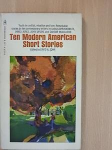 Borden Deal - Ten Modern American Short Stories [antikvár]