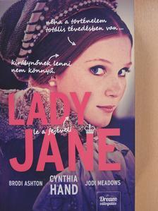 Brodi Ashton - Lady Jane [antikvár]