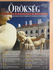 Beregi-Nagy Edit - Örökség 2009. május [antikvár]