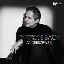 Bach - WELL-TEMPERED CLAVIER CD ANDERSZEWSKY