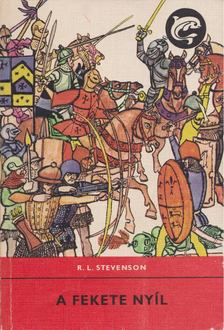 R. L. Stevenson - A fekete nyíl [antikvár]