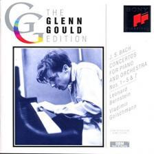 Bach - THE COMPLETE GLENN GOULD BACH KEYBOARD CONCERTOS NOS.1-5&7 LP