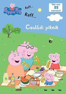 Peppa malac - Családi piknik