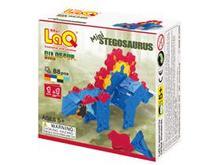LaQ - Dinosaur World Mini Stegosaurus