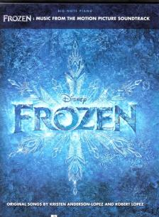ANDERSON-LOPEZ / LOPEZ - FROZEN: MUSIC FROM THE MOTION PICTURE SOUNDTRACK. BIG-NOTE PIANO