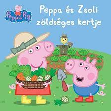 Peppa malac - Peppa és Zsoli zöldségeskertje