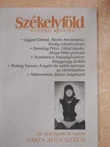 Egyed Emese - Székelyföld 1999. augusztus [antikvár]