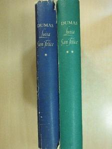 Alexandre Dumas - Luisa San Felice I-II. [antikvár]