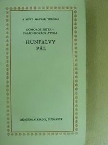 Domokos Péter - Hunfalvy Pál [antikvár]