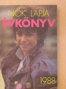 Bozóky Éva - Nők Lapja Évkönyv 1988 [antikvár]