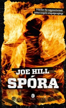 Joe HILL - Spóra [eKönyv: epub, mobi]