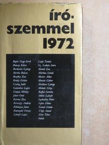 Bajor Nagy Ernő - Írószemmel 1972 [antikvár]