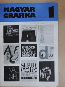 Bukovinszky János - Magyar Grafika 1979/1. [antikvár]