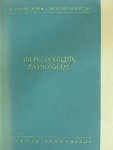 Adam Billaut - Francia költők antológiája I. (töredék) [antikvár]