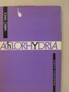 Varró Vince - Achlorhydria [antikvár]