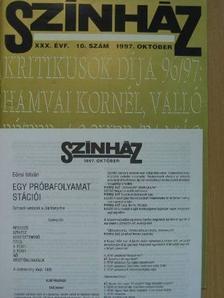 Ábrahám Eszter - Színház 1997. október [antikvár]