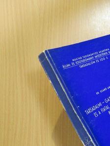 Dr. Szabó András - Társadalmi-gazdasági fejlődés és a fiatal korosztályok bűnözése [antikvár]