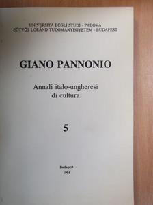 Borbála Keszler - Giano Pannonio 5. [antikvár]