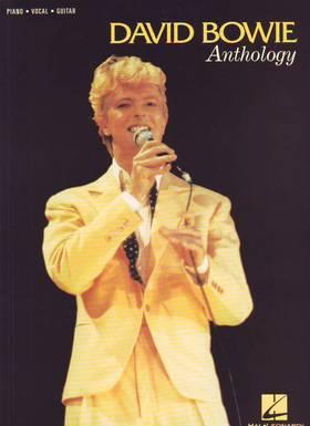 David Bowie - DAVID BOWIE ANTHOLOGY PIANO / VOCAL / GUITAR