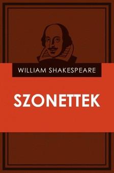 William Shakespeare - Szonettek [eKönyv: epub, mobi]