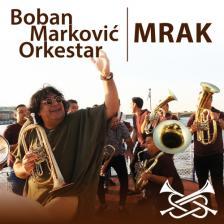 BOBAN MARKOVIC ORKESTAR - MRAK CD BOBAN MARKOVIC ORKESTAR