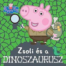 Peppa malac - Zsoli és a dinoszaurusz