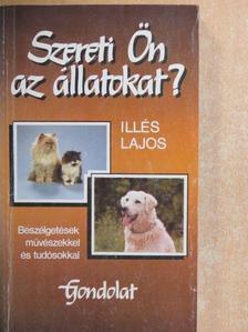 Anghi Csaba - Szereti Ön az állatokat? [antikvár]