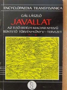 Gál László - Javallat [antikvár]