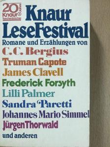 Frederick Forsyth - Knaur LeseFestival [antikvár]