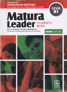 MITCHELL - MALKOGIANNI - MATURA LEADER B1 STUDENT'S BOOK 2020 EDITION
