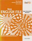 OXENDEN, CLIVE, Christina Latham-Koenig, Jane Hudson - New English File - Upper-intermediate Workbook [antikvár]
