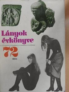 Áprily Lajos - Lányok Évkönyve 1972 [antikvár]