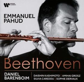 BEETHOVEN - BEETHOVEN CD PAHUD